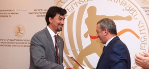 RA Ministry of Sport and Youth Affairs and US Peace Corps sign Memorandum of Understanding