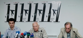 Press conference on Golden Apricot 11th Film Festival