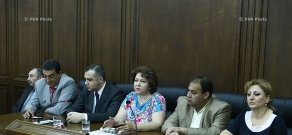 Press conference of Armenian members of Inter-Parliamentary Committee on Cooperation between the RA National Assembly and the RF Federal Assembly