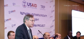 RA Govt.: Opening of international conference on the development of a unified tax code for the Republic of Armenia