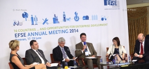 The 8th Annual Meeting of the European Fund for Southeast Europe (EFSE)