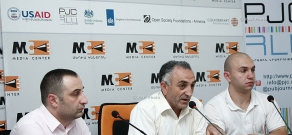 News conference on PSRC-conducted work on review of energy tariffs