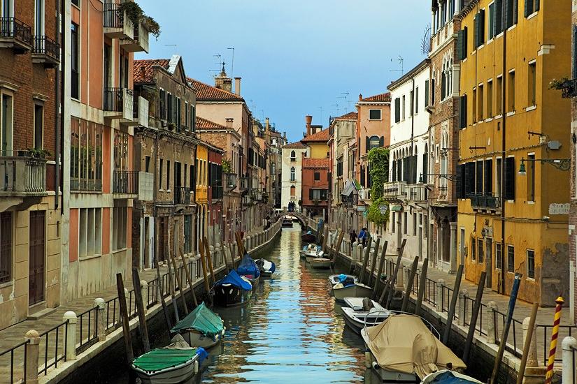 Венеция: Город островов