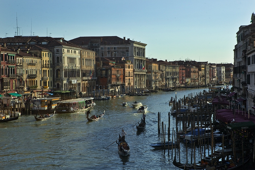 Venice. The City of Islands