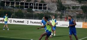 FC Santa Coloma -Banants. Open training