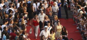 Red carpet and opening of Golden Apricot 11th International Film Festival