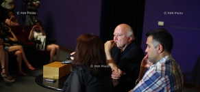 Master class of Austrian cinematographer Christian Berger: 11th Golden Apricot Film Festival