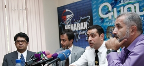 Press conference on World Day against Trafficking in Persons