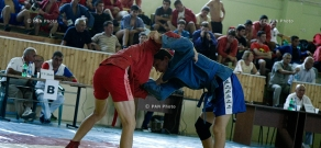International youth sambo tournament in commemoration for Double Hero of the USSR Nelson Stepanyan