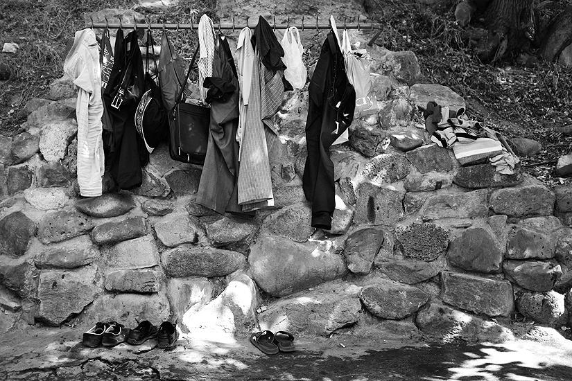 Bidzeki gyol: Traditional pastime at Hrazdan Gorge