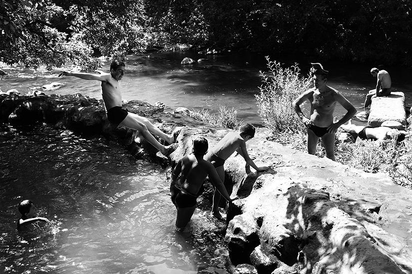 Бидзеки гйол: Традиционое времяпровождение в Разданском ущелье