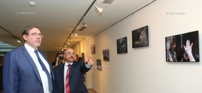 Photo exhibition in support of claim to exemption photographer MIA