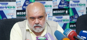 Пресс-конференция  директора Института Кавказа, политолога Александра Искандаряна