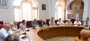Conference devoted to 70th birth anniversary of the outstanding scientist, Academician Alexei Sisakyan