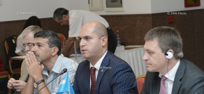 Presentation of the report and public discussion on special educational institutions of Armenia