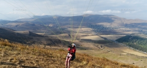 1st Teapot paragliding tournament in Armenia