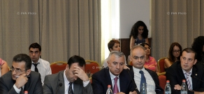 Heritage parliamentary group organizes conference on Armenia's constitutional reform