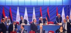 5-ая конференция «Армения-Диаспора»: День 2