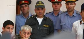 Заседание суда по делу Шанта Арутюняна и его друзей
