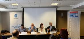 Круглый стол на тему «Евразийский экономический союз: Что приобретет и потеряет Армения»