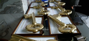 Golden Key and Rusted Lock annual awards