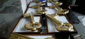 «Ոսկե բանալի և ժանգոտ կողպեք» ՏԱ ամենամյա մրցանակաբաշխությունը