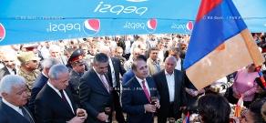 RA Govt.: PM Hovik Abrahamyan attends Yelpin Community 186th Anniversary Celebrations