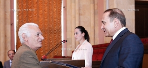 RA Govt.: PM Hovik Abrahamyan attends event, dedicated to World Architecture Day