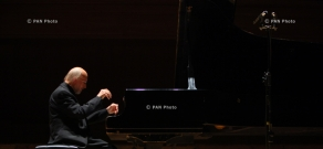 Solo concert of Russian pianist Alexei Lubimov