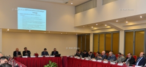"Workshop on ""Planning of budget in the field of defense and effective control over expenses"""