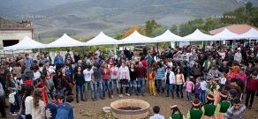 «Արցախյան գինու» առաջին փառատոնը Հադրութի շրջանի Տող գյուղում
