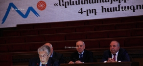 Forum of 'National Congress of Western Armenians'
