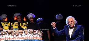 '100 minus 10′ performance, dedicated to honored artist, actor Yervand Manaryan's 90th birth anniversary