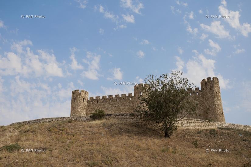 Artsakh Republic: Tigranakert (I century B.C.)