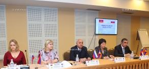 Հայաստանյան և ռուսաստանյան ձեռնարկատերերի գործարար հանդիպումը «Բիրժա կոնտակտով» աշխատանքային ձևաչափով