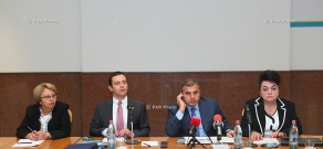 """The pre-consideration of the Minamata Convention on Mercury in Armenia"" project introductory seminar"
