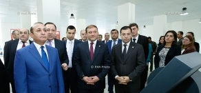 RA Govt.: PM Hovik Abrahamyan visits State Committee of Real Estate Cadastre new office