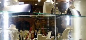 Opening of Yerevan Show 2014 jewelry exhibition