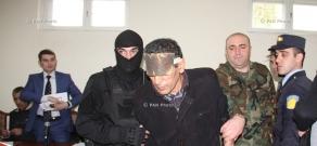 Azerbaijani saboteurs' trial commences in Stepanakert