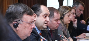 OSCE/ODIHR assessment report on legislative process in Armenia