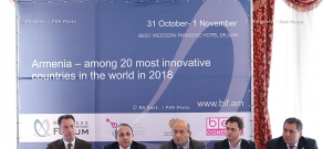 RA Govt.: The 2nd Annual Business Innovation Forum kicked off in Dilijan