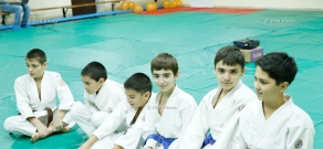 Opening of Aikido school