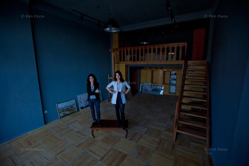 Ани Арутюнян и Эмма Арутюнян, искусствоведы