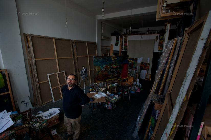 Սարգիս Համալբաշյան, գեղանկարիչ