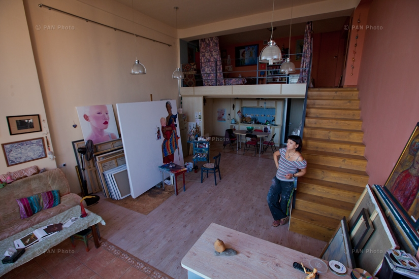 Hasmik Avetisyan, artist