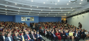 Event, dedicated to the problems in pediatric hematology