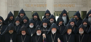 Opening of Bishops' Synod of the Armenian Apostolic Church