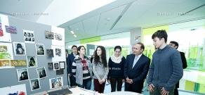 RA Govt.: Prime Minister Hovik Abrahamyan visits Dilijan International School (DIS)