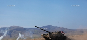 «Միասնություն 2014». Հայաստանի ու Արցախի համատեղ օպերատիվ-մարտավարական զորավարժությունները