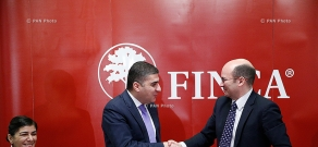 World Bank Group and FINCA sign two agreements